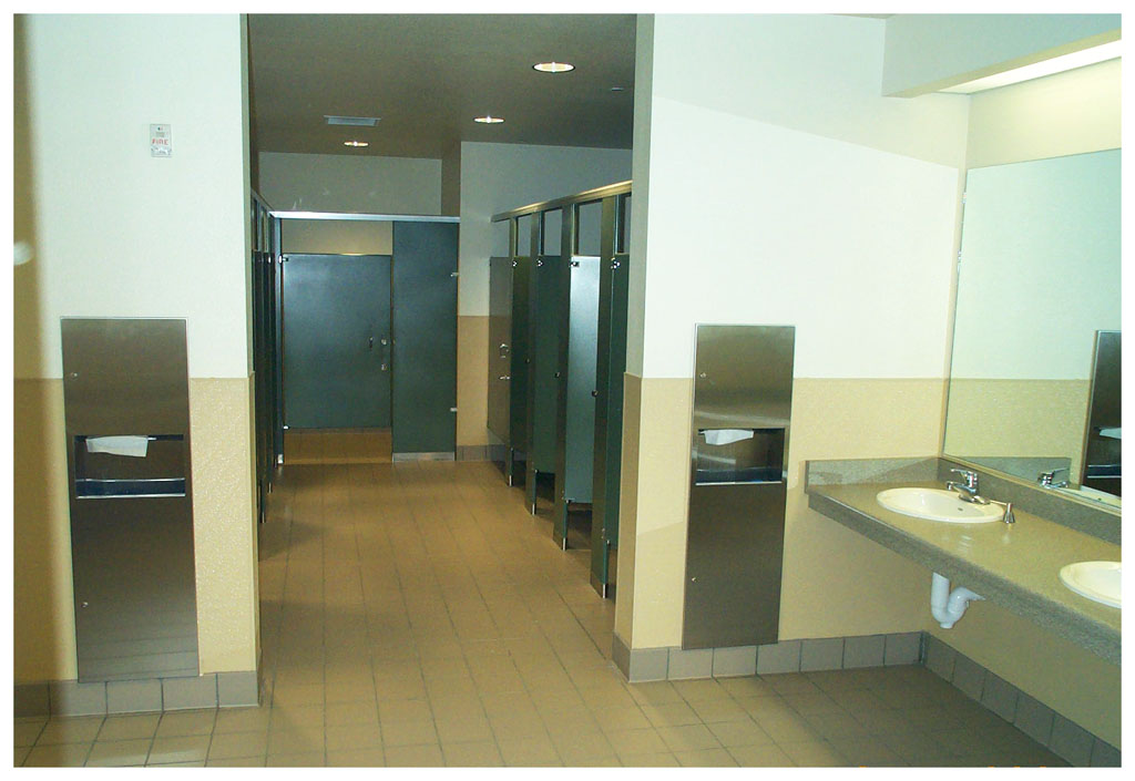 2006 Commercial Bathroom (after 2)